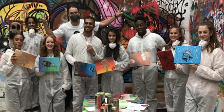 Weekend graffiti workshops at Graffik Gallery tickets