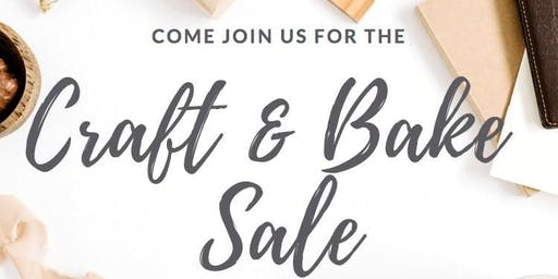 SEBTS Craft & Bake Sale 2019 Vendor Application