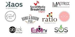 #SMByyc92 - Social Media Breakfast Calgary