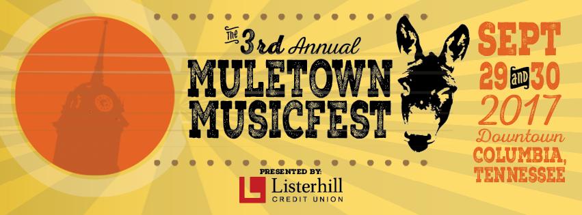 MCR at Muletown Music Fest in Columbia, Tn!