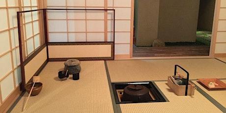 Japanese Tea Ceremony in New York tickets