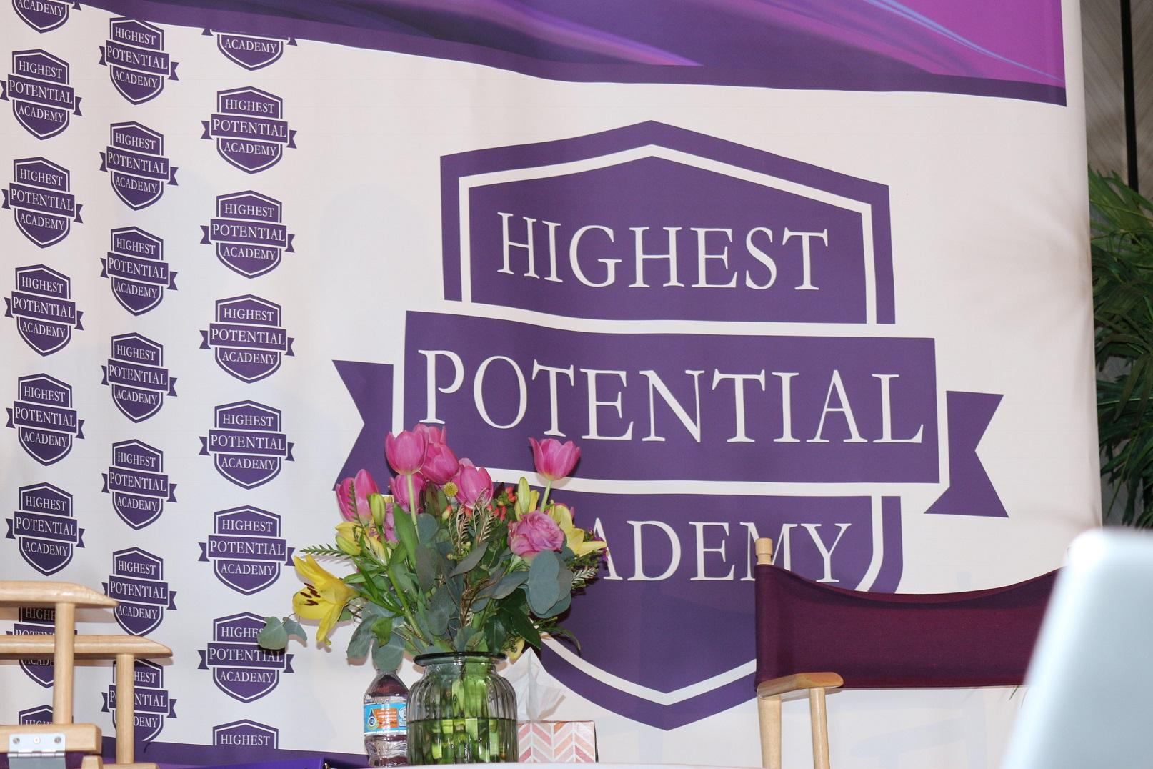 1 Day Highest Potential Academy- Los Angeles CA