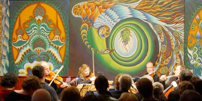 MIGRATION + REVOLUTION: Rimsky Korsakov String Quartet @ ModRen