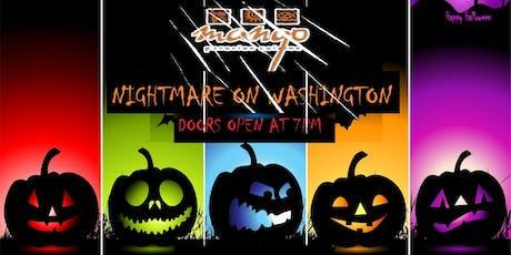 NIGHTMARE ON WASHINGTON tickets