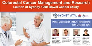 Colorectal Cancer Management and Research: Launch of...