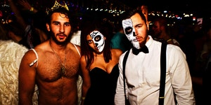 Halloween Party 1 Hour Ladies Open Bar at Mythology H Street ...