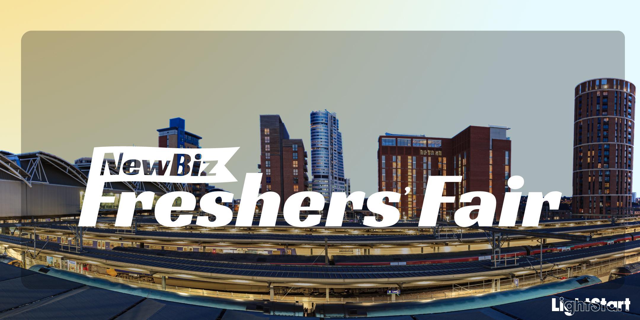 NewBiz Freshers' Fair - Friday 23rd March 2018