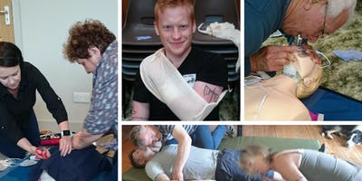 First Aid Skills Practice Sessions