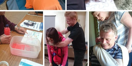 First Aid at Work Annual Refresher (RQF)