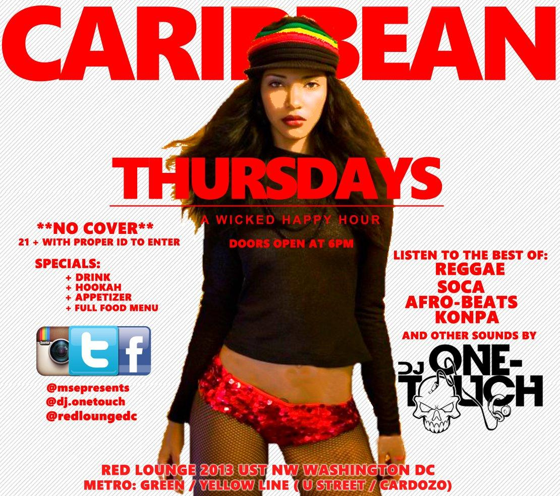CARIBBEAN THURSDAYS | A WICKED HAPPY HOUR | CBC WEEKEND. CARIBBEAN THURSDAYS | A WICKED HAPPY HOUR | CBC WEEKEND