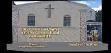 Life Christian Center Bellwood IL logo