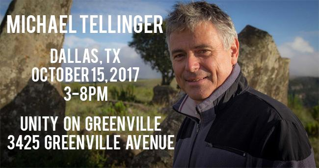 Michael Tellinger LIVE - Dallas, TX