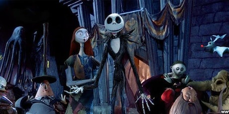 nightmare before christmas sunscreen halloween outdoor movie at wipa dtsp tickets - Story Of Halloween Movie