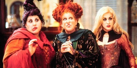 hocus pocus sunscreen halloween outdoor movies at wipa dtsp tickets - Story Of Halloween Movie
