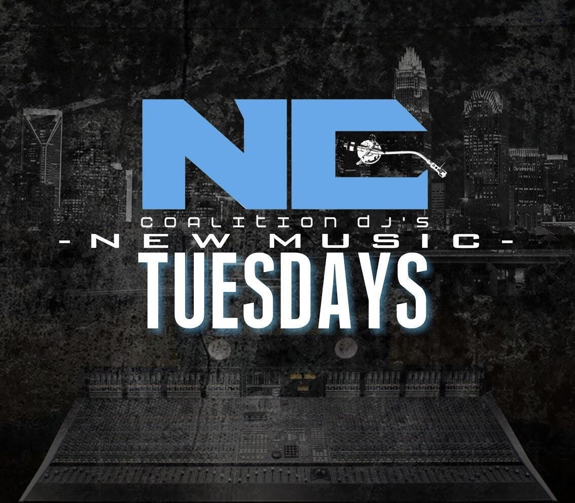 CoalitionDJs New Music Tuesdays