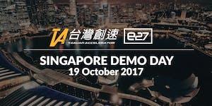 Taiwan Accelerator Batch #2: Singapore Demo Day
