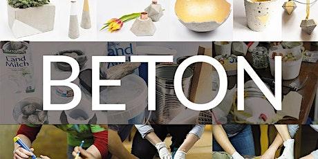 Beton Workshop tickets