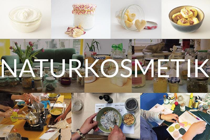 Naturkosmetik Workshop / Körperpflege selbstg