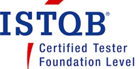 ISTQB® Foundation Exam and Training Course (CTFL) - Taipei tickets