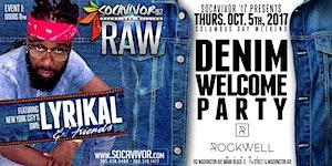 Lyrikal & Friends Denim & White Welcome Party