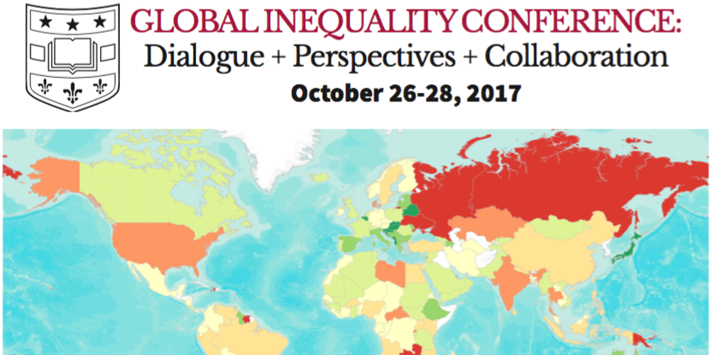 "global inequality Why all these questions about ""inequality"" everyone one of these questions has its roots in trying to justify socialism do yourself a favor and simply look to history."