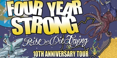 FOUR YEAR STRONG (USA)