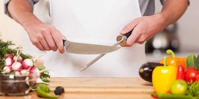 Knife Skills with Bonus Kasumi Knife