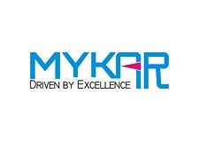 Mykar Events logo