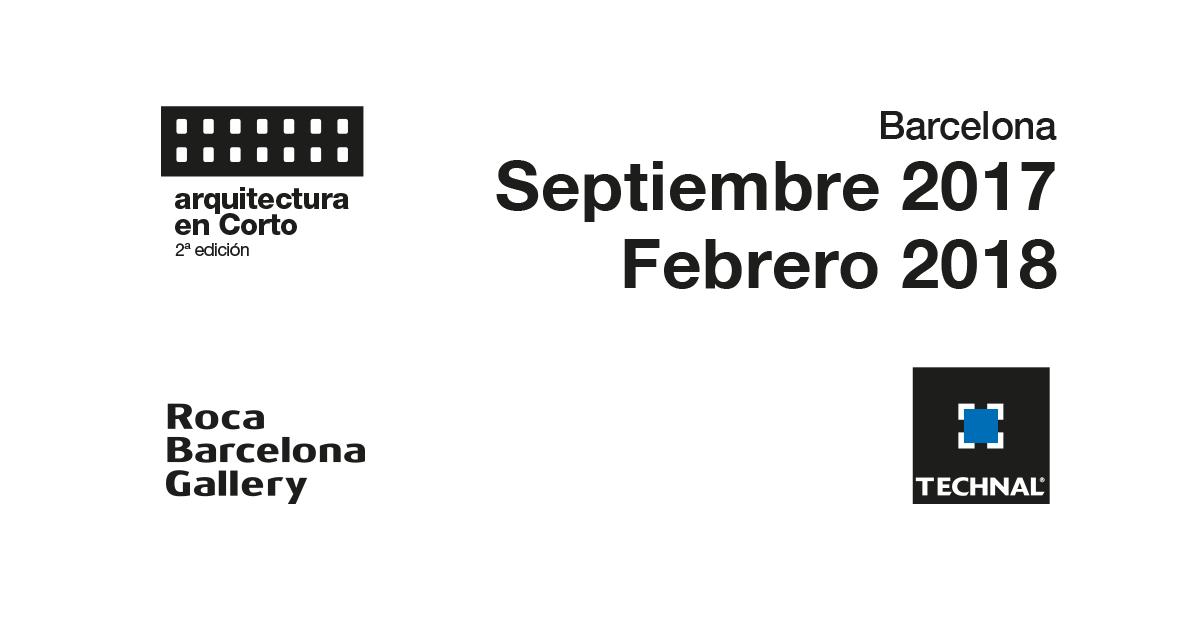 Ciclo de cortometrajes sobre arquitectura. Ba
