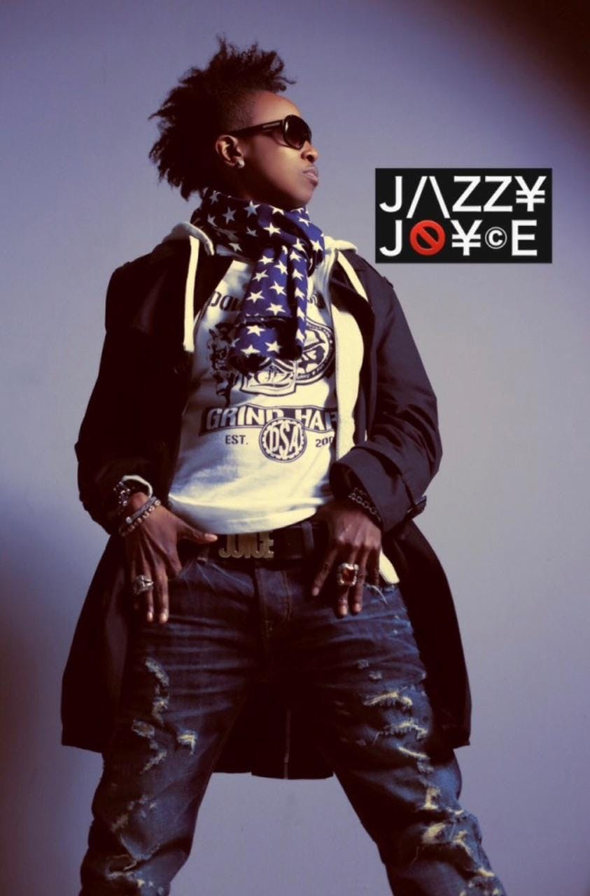 Jazzy's Jewels: The DJ Jazzy Joyce Industry W
