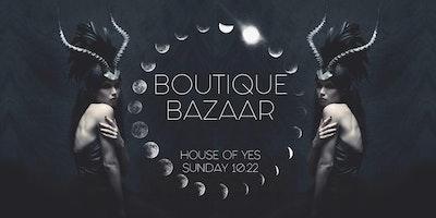 boutique bazaar halloween market doors 1000 am - Halloween Store 14th Street Nyc