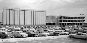 1960s NASA Manned Spacecraft Center - Docomomo Tour...