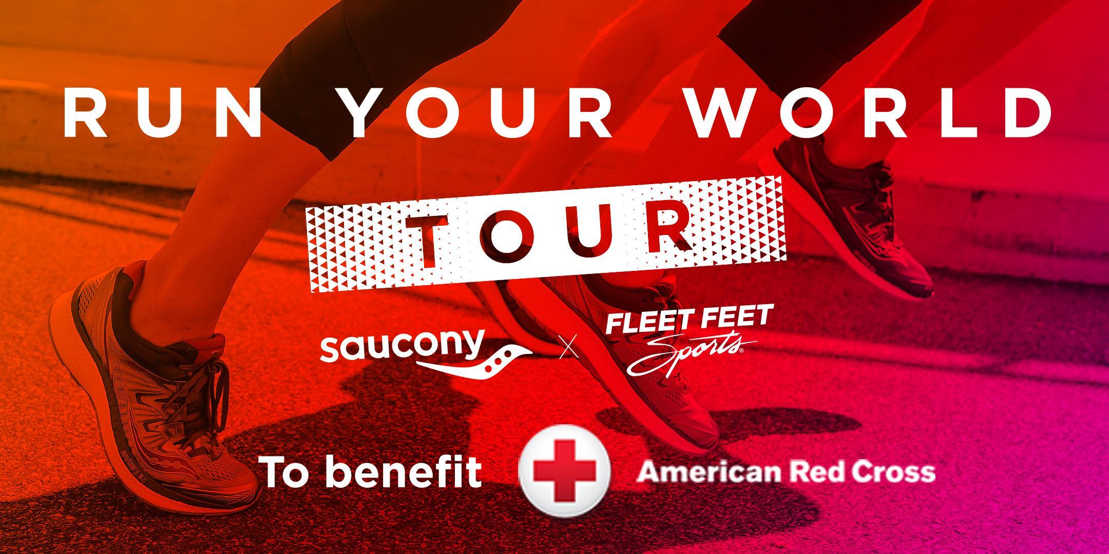 Run Your World Tour - Albuquerque, NM