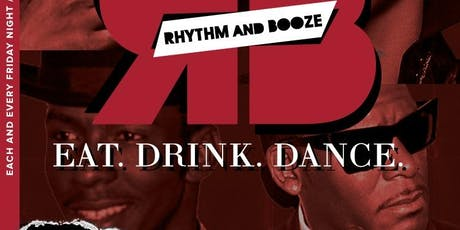 Rhythm and Booze Eat. Drink. Dance tickets