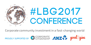 2017 LBG Conference: CCI in a fast-changing world