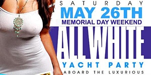 MIAMI NICE 2018 MEMORIAL DAY WEEKEND ANNUAL ALL WHITE...