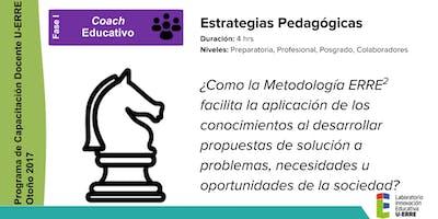 Fase I. Estrategias Pedagógicas (4 hrs)