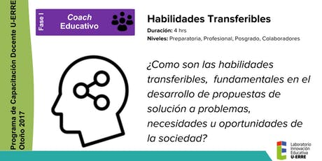 Fase I. Habilidades Transferibles (4 hrs) tickets