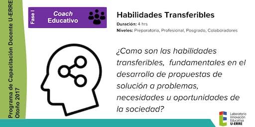 Fase I. Habilidades Transferibles (4 hrs)