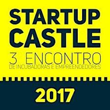 Startup Castle2017 . 3º Encontro de Incubadoras e Empreendedores logo