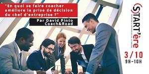 En quoi se faire coacher améliore l'efficacité du chef...