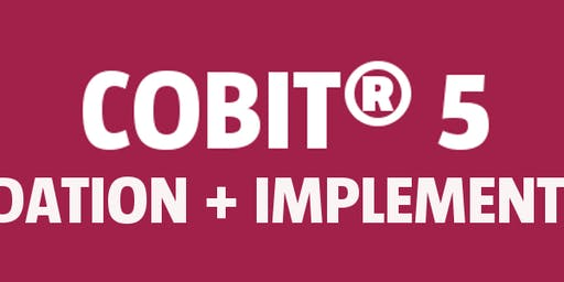 COBIT 5 Foundation & Implementation