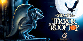 terror on the rooftop halloween party at 360 on 1028 tickets - Halloween Parties In St Louis