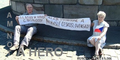 RUSDOCFILMFEST-3W: I AM NOT A HERO