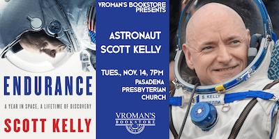 An Evening with astronaut Scott Kelly!
