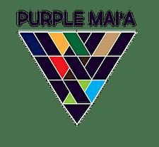 Purple Maiʻa Foundation logo