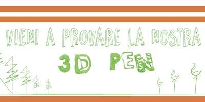 Open Day Gratuito Penna 3D Kentstrapper