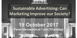 Sustainable Advertising: Can Marketing improve our...