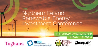 Northern Ireland Renewable Energy Investment Conference