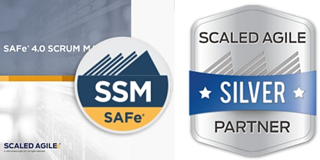 SAFe Scrum Master with SSM Certification - Online Course tickets
